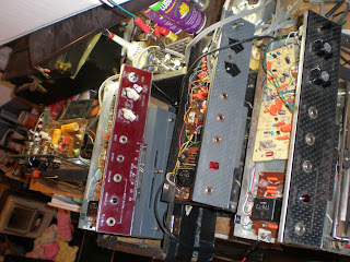 Echoplex ep3 service red ep4 repair tape echo delay TIS98 Playback