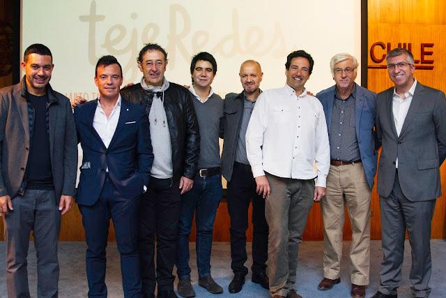 Seminario Internacional sobre Colaboracion y Trabajo en Red tejeRedes, Chile