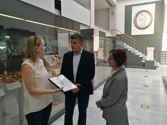 Θεσπρωτία: Ένα Αρχαιολογικό Μουσείο και στα… ρώσικα!