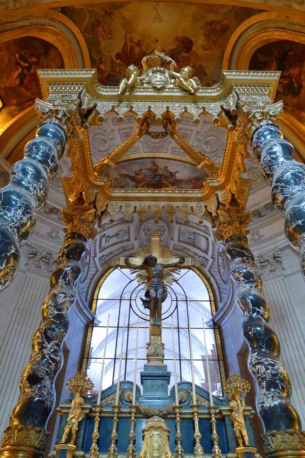 Napoleon's Tomb Altar