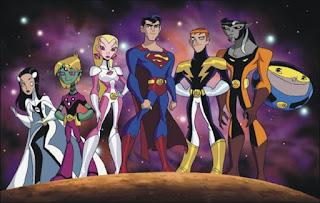 Legião Dos Super-Heróis