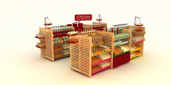 L'Occitane au Brésil inaugura minimercado no Internacional Shopping Guarulhos