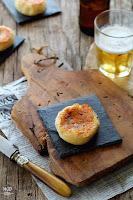 Brioche planchado con queso trufado {Tickets-Albert Adrià}