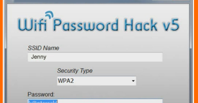 wifi pirater mot de passe v5.1.exe