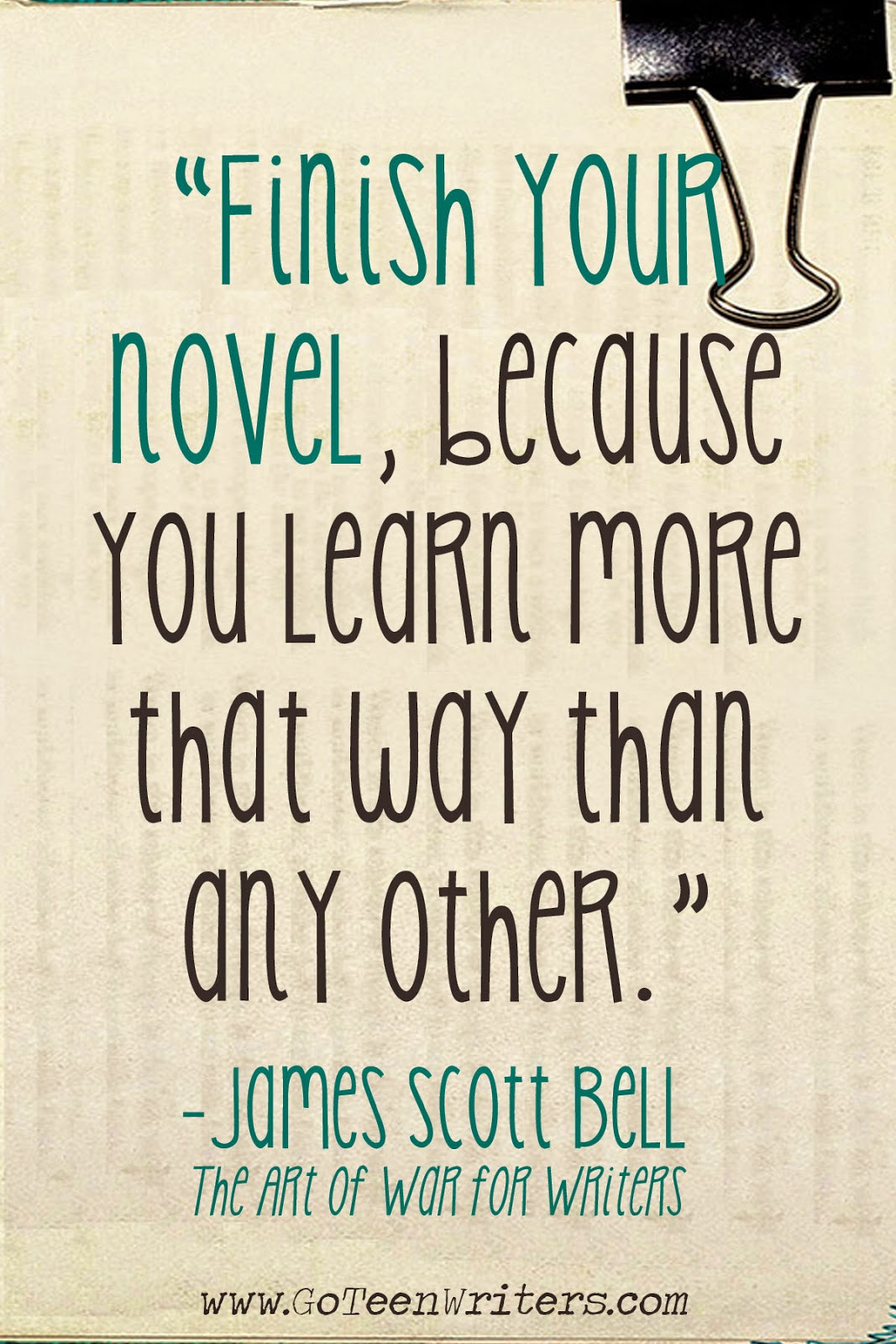 writers write about what they know quote