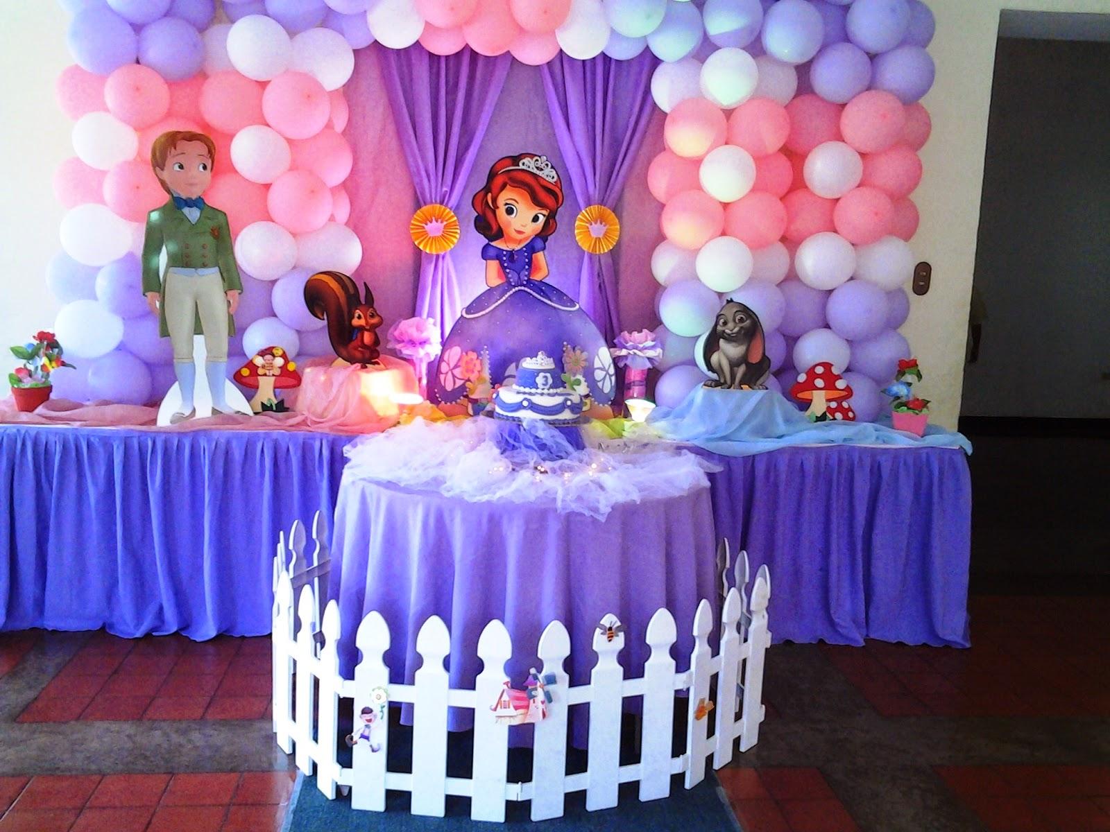 Pkelandia fiesta princesita sofia cumplea os de victoria - Fiestas de cumpleanos de princesas ...