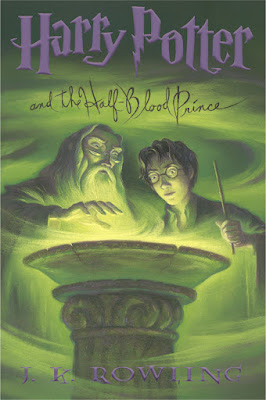 Harry Potter and the Half-Blood Prince - J. K. Rowling