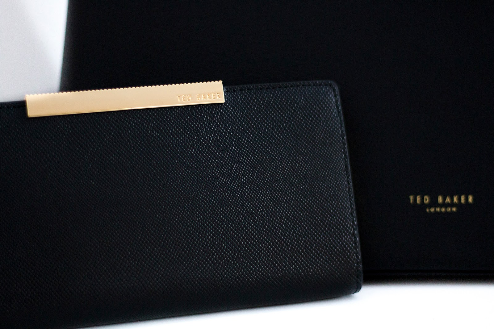 Black Ted Baker purse