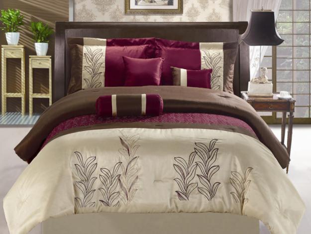 Bridal Cotton Bed Sheet Sets