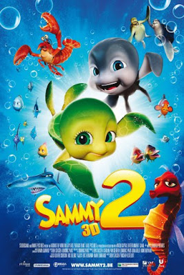 A Turtle's Tale 2: Sammy's Escape from Paradise (2012) แซมมี่ ต.เต่า ซ่าส์ไม่มีเบรก 2
