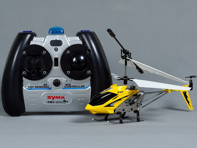 вертолет syma s-107