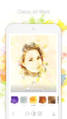 Come trasformare selfie in opere d'arte con smartphone