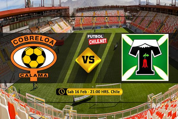 PREVIA: Cobreloa vs Deportes Temuco