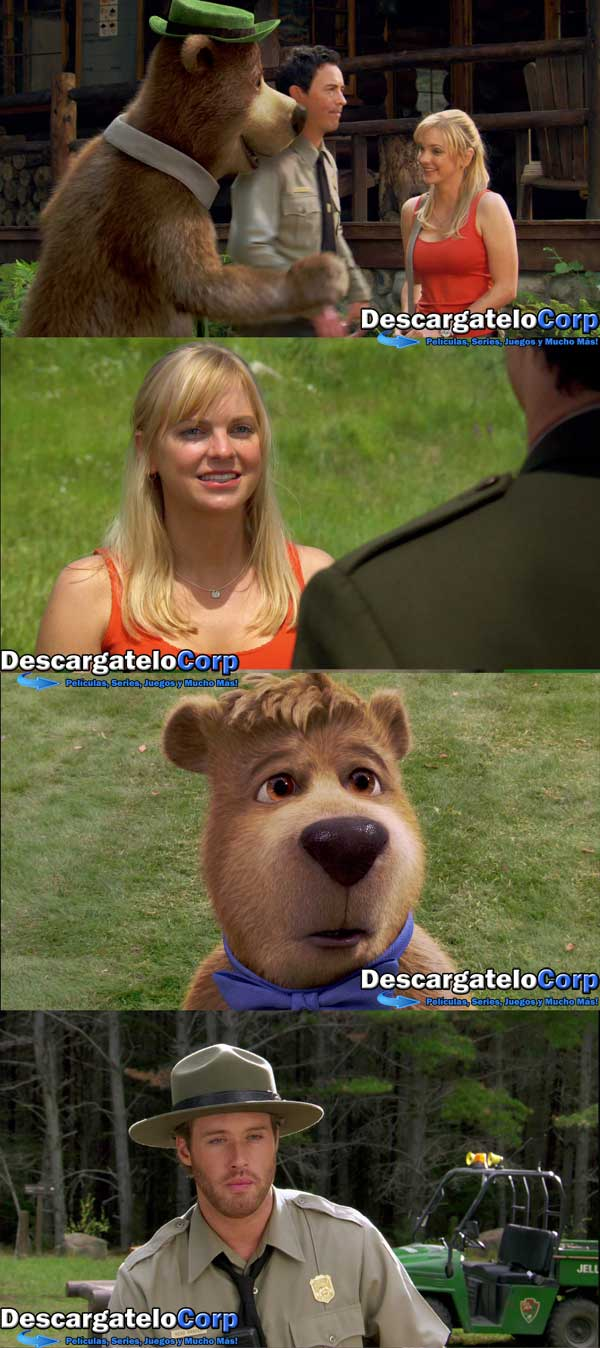 El oso Yogi HD 1080p Latino