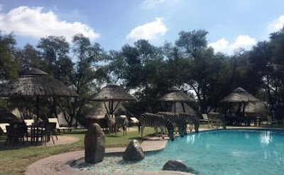 Heia Safari Ranch, Cradle Moon Lakeside Game Lodge