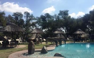 Heia Safari Ranch, Cradle Moon Lakeside Game Lodge