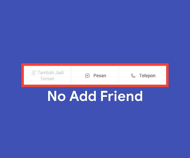 Cara Agar Facebook Kita Tidak Bisa Di Add Oleh Orang Lain