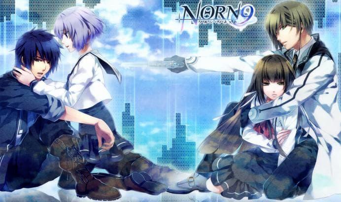 جميع حلقات انمي Norn9 Norn+Nonet مترجم (تحميل + مشاهدة مباشرة)
