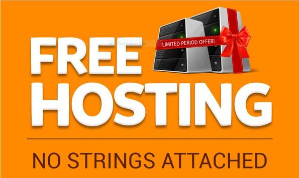 Free hosting banner