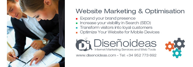 website positioning and seo services in marbella disenoideas
