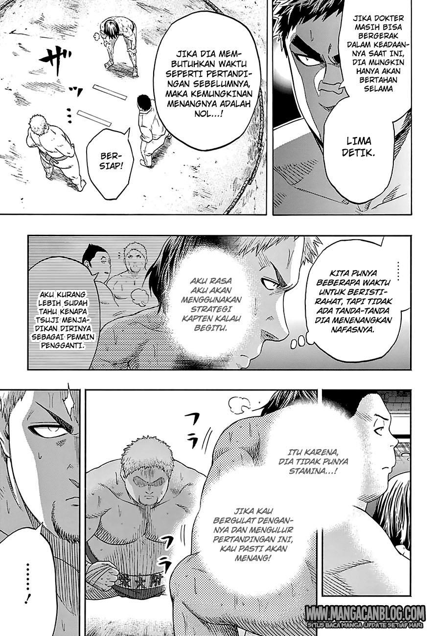 Hinomaru Zumou Chapter 139-6