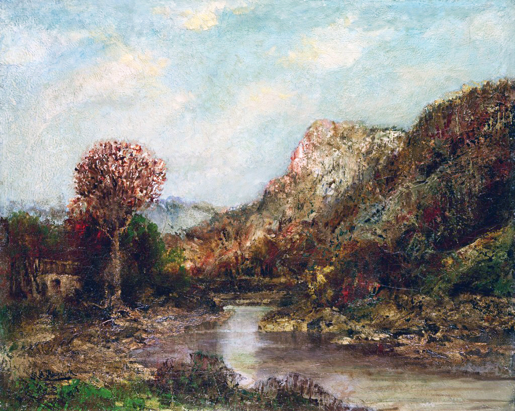 19th Century American Paintings October 2012