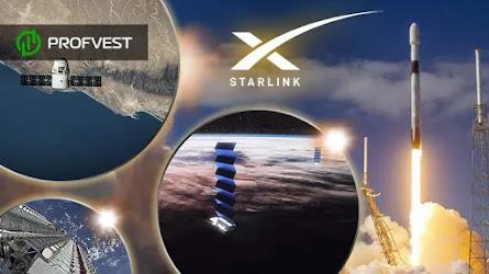 Starlink: спутниковый интернет от SpaceX Илона Маска