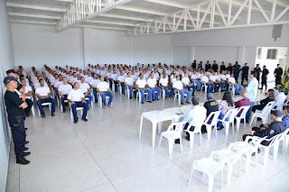 Novos 60 Guardas Civis são convocados em Aparecida de Goiânia (GO) para tomarem posse