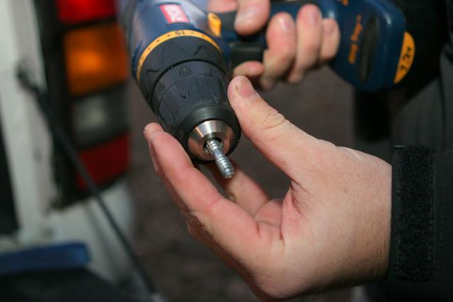 Ryobi cordless drill
