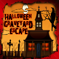 Ena Halloween Graveyard Escape Walkthrough