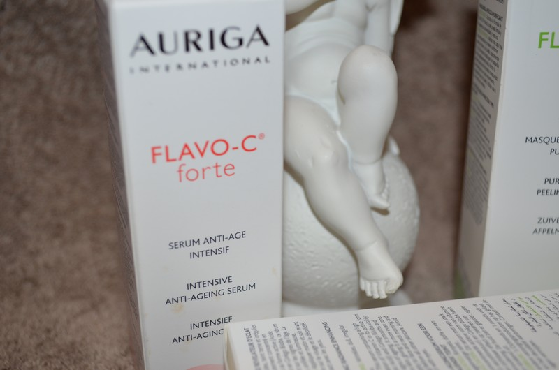 Sérum anti-âge Intensif Flavo-C Forte