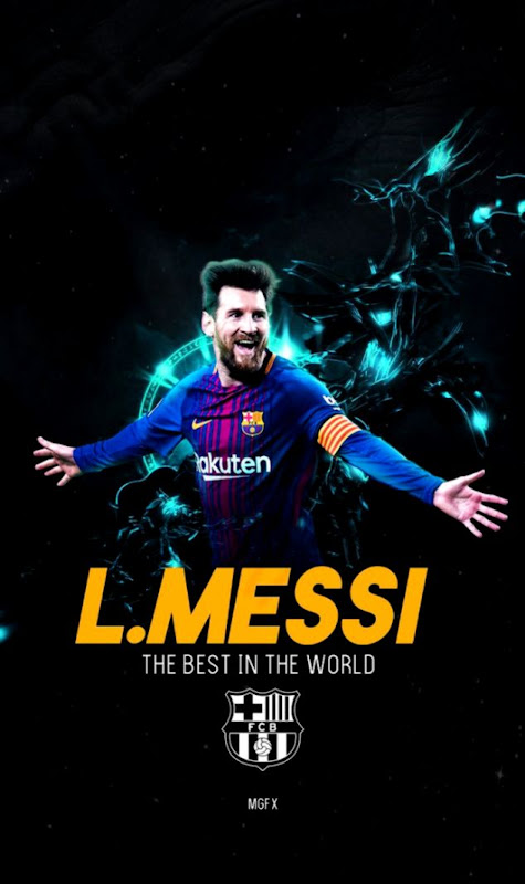 Lionel Messi Wallpapers Full HD PGBW