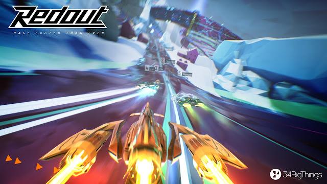 Redout llegará a ONE y PS4 en agosto