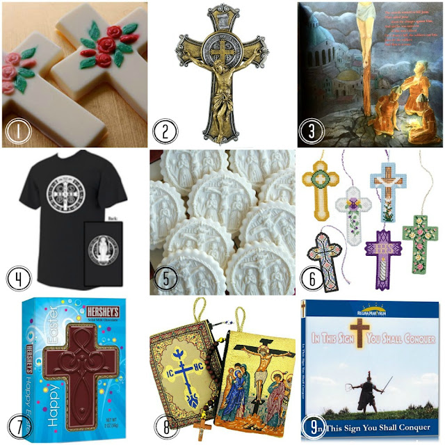 Easter Symbols More Basket Stuffers Catholic Gift Ideas