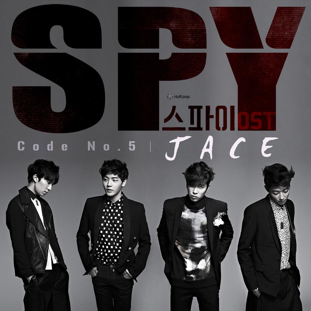 [Single] JACE – Spy OST Code No.5