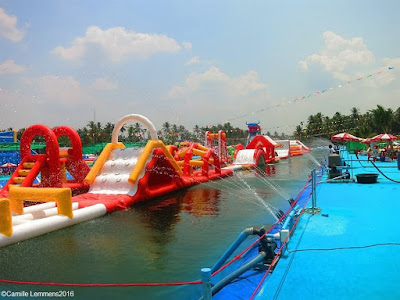 The Pirate Park, water park in Surat Thani