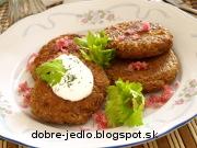 Kapustové placky - recept