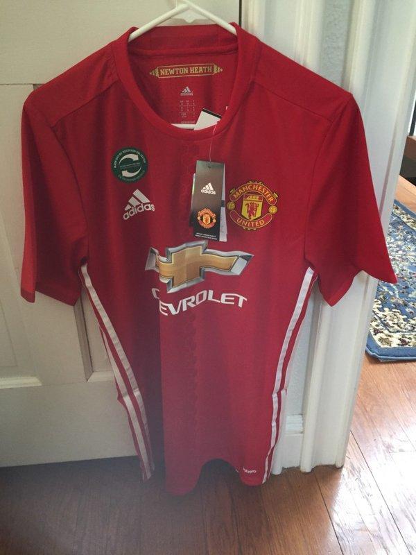 Jersi Manchester United 2016/17