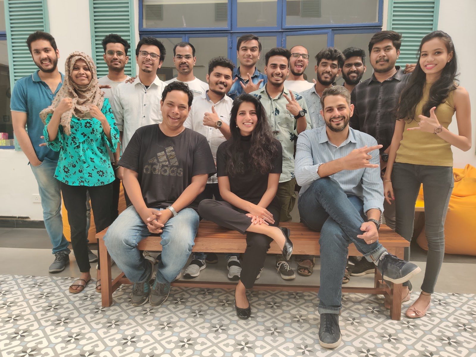 mPaani group image