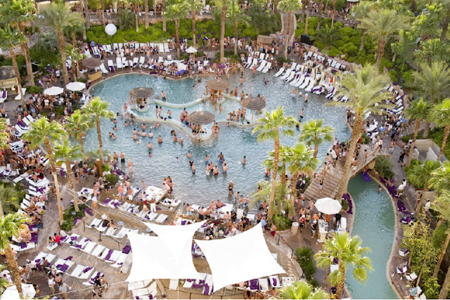 Pool Party no Hotel Hard Rock & Casino