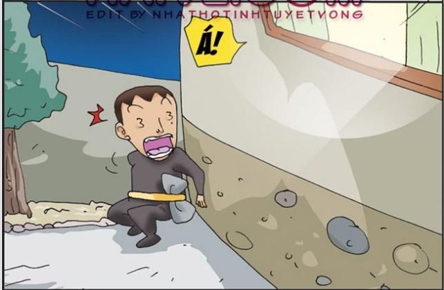 Kim Chi Và Củ Cải Chap 3 - Trang 2