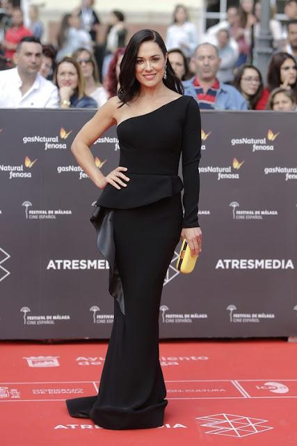 5 mejores vestidas Festival de Malaga 2016 stylist styled by me Sonia H Eva Marciel Esencia Trendy look luxe actress best dressed