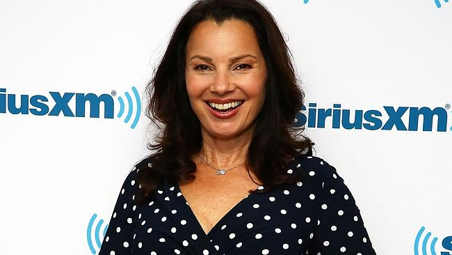 Fran Drescher reveals she had a lot of sex with gay adult male
