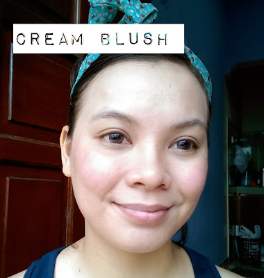 cream Blush On Lokal