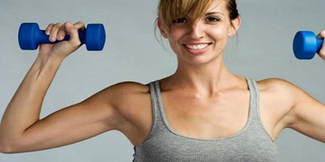 Ασκήσεις για να κάψεις λίπος σε 15 λεπτά!