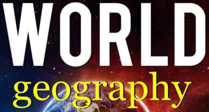World Geography Pdf