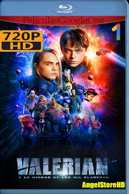 Valerian (2017) [720p] [Latino-Inglés] [Google Drive]