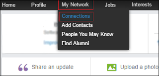 How to Export LinkedIn Connections into Microsoft Outlook