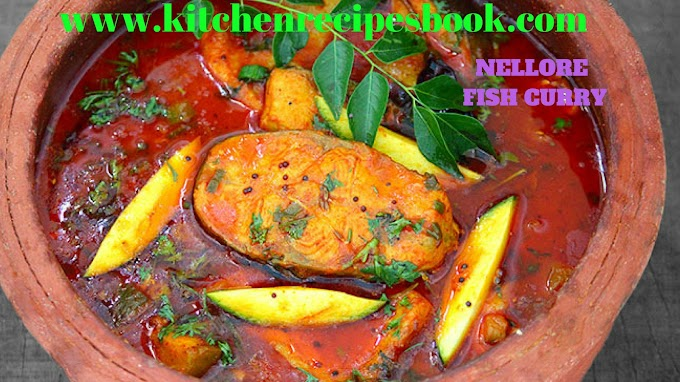 FISH CURRY | NELLORE SPECIAL FISH CURRY | MAKING MANGO FISH CURRY