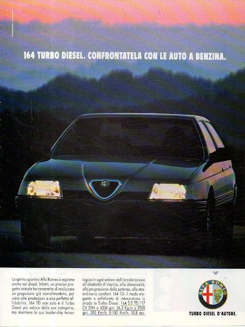 Alfa Romeo 164 2.5 TD